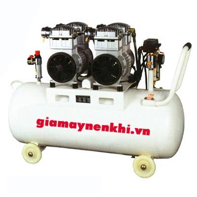 máy nén khí không dầu có ưu điểm gì nổi bật