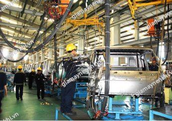Máy nén khí đóng vai trò trong nhiều hoạt động của ngành công nghiệp ô tô