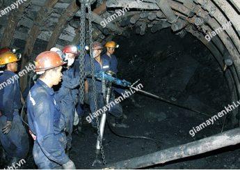 Máy nén khí được ứng dụng hiệu quả trong ngành công nghiệp khai khoáng