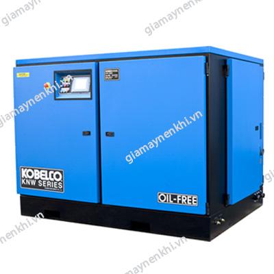 Giá máy nén khí trục vít không dầu luôn cao hơn các loại máy nén khí khác