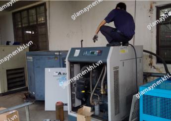 Người dùng cần chú ý thường xuyên kiểm tra các bộ phận trong máy nén khí để máy hoạt động hiệu quả