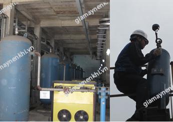 Kiểm định máy nén khí là quy trình bắt buộc để đảm bảo an toàn cho người sử dụng máy