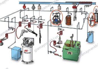 Chất lượng khí nén của máy nén khí cần phải đáp ứng được những tiêu chuẩn nhất định