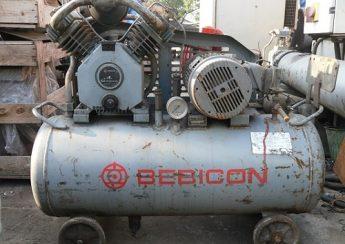 Sử dụng máy nén khí cũ, linh kiện không đảm bảo có thể là nguyên nhân khiến máy phát sinh cháy nổ