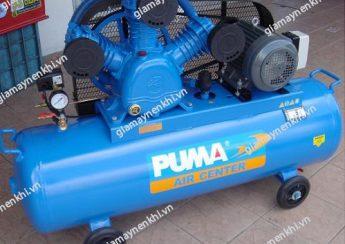 Mua máy nén khí Puma Đài Loan chính hãng để đảm bảo hiệu quả và an toàn khi dùng
