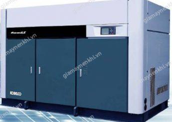 Máy nén khí trục vít Kobelco ALE là dòng máy được sử dụng nhiều hiện nay
