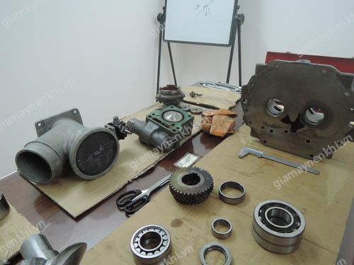 Phương pháp cách ly được sử dụng phổ biến trong khắc phục sự cố máy nén khí