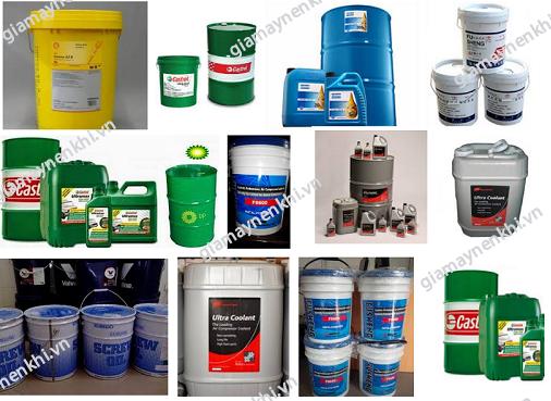 Người dùng cần chú ý chọn dầu máy nén khí trục vít có chỉ số nhớt phù hợp giúp máy làm việc hiệu quả