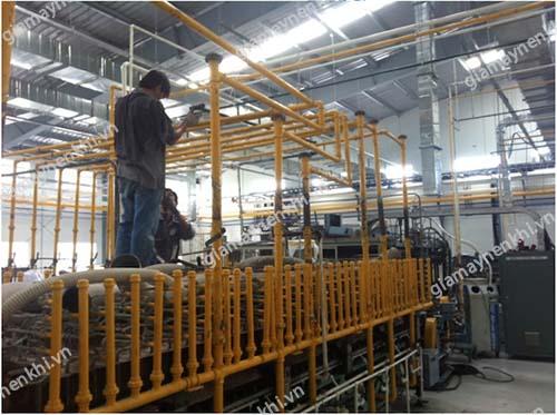 Người dùng cần chú ý chọn đường ống dẫn khí nén phù hợp với nhu cầu sử dụng, chất lượng khí nén