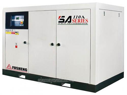 Các dấu hiệu nhận biết máy nén khí Fusheng chính hãng giúp bạn dễ dàng chọn được sản phẩm máy nén khí chất lượng