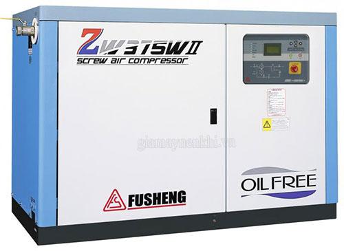 Máy nén khí trục vít được dùng trong các ngành công nghiệp đòi hỏi công suất khí nén cao
