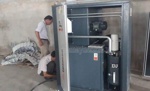 Thời tiết tăng cao vào mùa hè nên việc sử dụng máy nén khí cần bảo dưỡng tốt