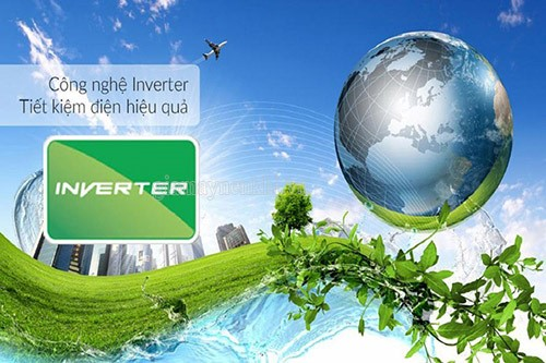 công nghệ inverter là gì?
