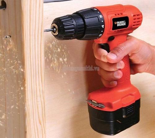 máy khoan gỗ mini cầm tay