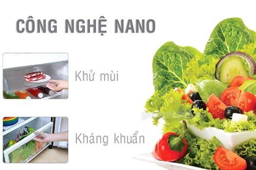 Nanotechnology có khả năng kháng khuẩn, khử mùi hiệu quả