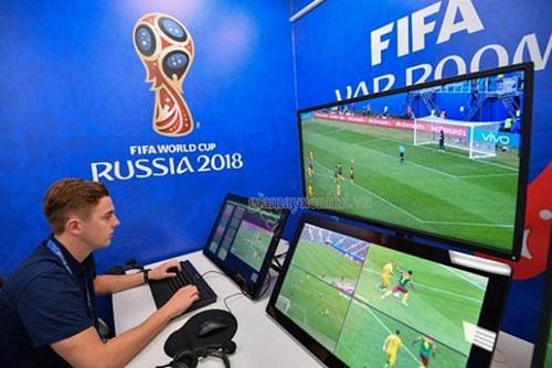 công nghệ var được áp dụng tại nhiều giải đấu lớn