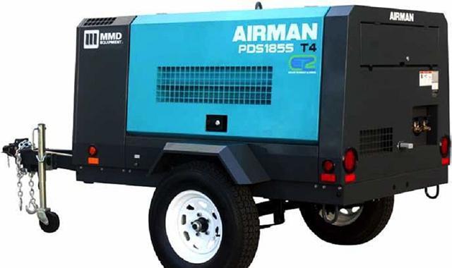 Máy nén không khí Airman thương hiệu nổi tiếng đến từ Nhật Bản